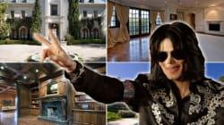 Photos: la maison de Michael Jacskon serait