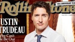 カナダ首相、アメリカの音楽雑誌の表紙に。「なぜ彼が我々の大統領じゃない?」