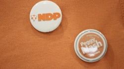 NDP Faithful Flood Convention Centre In Toronto (PHOTOS,