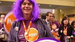 PHOTOS: The Best And Worst Flair At The NDP