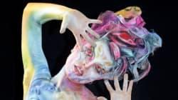 人体はアートになる。ボディペインティングが伝える美の迫力がすごい(画像集)