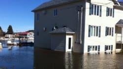St-Raymond: les sinistrés pourront revenir dans leurs maisons