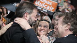 Thomas Mulcair, chef du