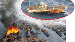 Canadians Claim 'Ghost Ship' On Salvage