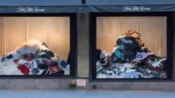 「ファッションはとても汚い産業です」
