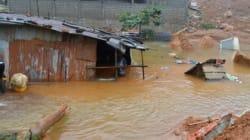 シエラレオネで300人以上死亡 大洪水が起き、土砂が崩れ、街が濁流に飲まれた(画像)