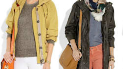 The Anorak Gets Stylish for