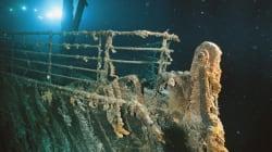 (VIDÉO) Film Titanic: autres temps, autres effets
