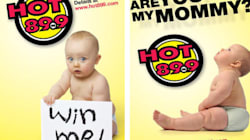 'Winning' A Baby: Ottawa Radio Station Contest Gets