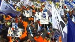 Rio Tinto: des syndicalistes de partout dans le monde ont manifesté à