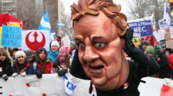 Grève étudiante: Jean Charest sera la cible d'une autre