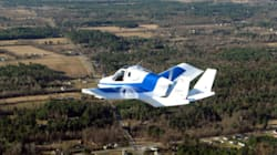 Flying Car Goes On Sale -- No