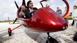 Vidéo: une «voiture volante» testée avec