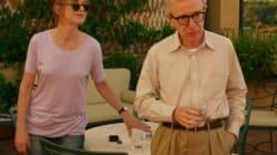 Woody Allen en touriste à