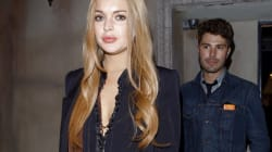 Oh No! Lindsay Lohan's Red Hair Is