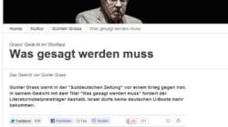 Israël répond à Günter
