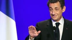 Sarkozy présente son