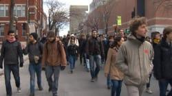 Étudiants en grève : pas de relâche Vendredi