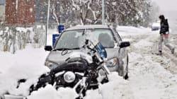 Retour de l'hiver à Edmonton...25