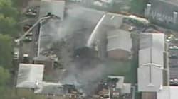 États-Unis: un F-18 s'écrase sur une zone résidentielle, neuf blessés