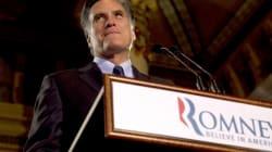 Le train de Mitt Romney peut enfin quitter la