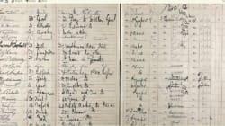 Des milliers de documents sur le Titanic mis en