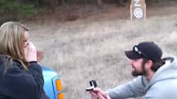 WATCH: A Redneck Marriage Proposal You Won't