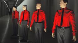 Photos/Vidéo: Kraftwerk au