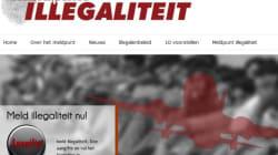 Un site pour dénoncer les immigrés