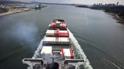 Trade Surplus Shrinks As Canada's Exports
