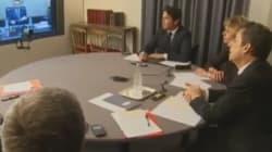 Sarkozy à Obama: «Nous gagnerons, toi et moi»