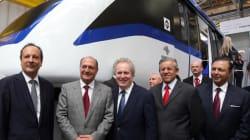 Charest continue à rêver du TGV Montréal-New