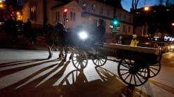 Candlelight Procession Marks Titanic
