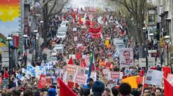 La démocratie étudiante à coups de akis sac et bombes