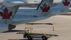 Air Canada: le syndicat défend les deux bagagistes
