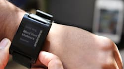 Canadian's Idea For Smartphone Watch Dominates Startup