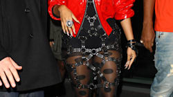Nicki Minaj Style: Singer's Shocking Bondage Outfit