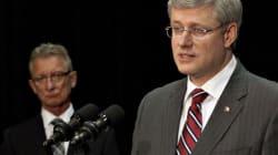 Harper Pledges Cash For Victims Of