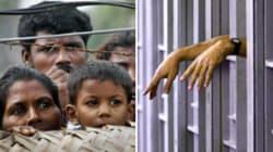 En prison, les demandeurs de