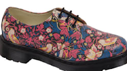 Flower Power: Dr. Martens Teams Up With Liberty