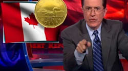 Stephen Colbert's Conspiracy About The Canadian