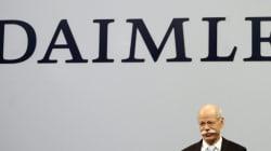 Daimler Shuttering Lone Canadian