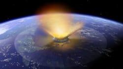 500 astéroïdes pourraient menacer la