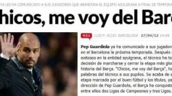 Guardiola se
