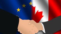 Le Canada et l'UE pourraient signer leur accord de libre-échange en
