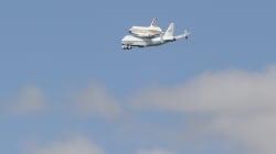 Un dernier vol au-dessus de NY pour Enterprise