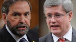 What's Bigger: Mulcair's Mansion, his Ego, or Alberta