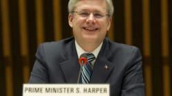 Le premier anniversaire d'Harper