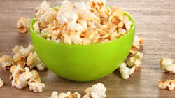 Popcorn Not Just For Movies -- Recipes For Snacks And