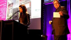 Photos: Les lauréats des Prix Média 2012